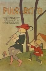 Pulgarcito Vol 1 - No 9 - Septiembre 1919