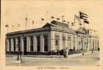 Fotos de Bomberos de la colección de la Biblioteca Nacional de Cuba José Martí. Sobre 1