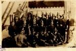 Fotos de Bomberos de la colección de la Biblioteca Nacional de Cuba José Martí Sobre 3