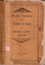 Apunte histórico de los chinos en Cuba